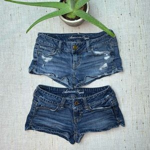 American Eagle Shorts (set of two)